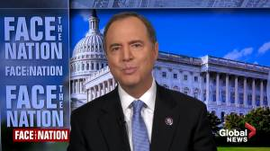 U.S. Rep. Adam Schiff addresses Israel-Hamas conflict (00:31)
