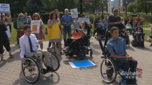 Disability advocacy group calls for more therapy funding in Ontario