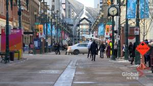 Calgary looking to update Stephen Avenue, asking for public opinions
