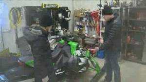 Choosing the safest snowmobile for you
