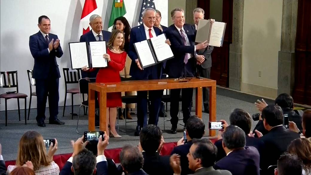 Here's what's going to change with the newly signed CUSMA trade pact