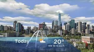 Edmonton early morning weather forecast: Friday, September 10, 2021 (02:03)