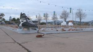 Kelowna's Stuart Park ice rink to reopen with small changes (02:10)