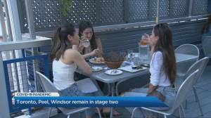Are Toronto, Peel Region, and Windsor ready to move to Stage 3?