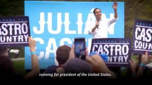 Julián Castro ends 2020 presidential campaign