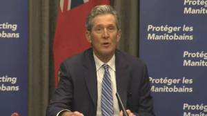 Coronavirus: Manitoba to begin administering COVID-19 vaccine Wednesday (00:58)