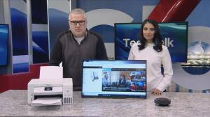 Tech Talk: Home office gadgets
