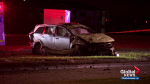 Calgary police believe road rage a factor in fatal crash