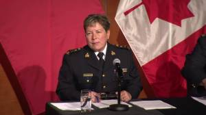 RCMP provide update on investigation into senior intelligence official charged