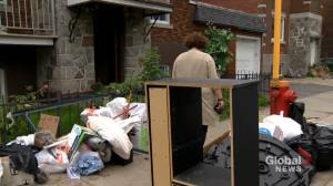 Hundreds of Montreal area residents homeless after annual moving day