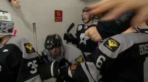 The Saskatchewan Junior Hockey League is excited to be back in the game (01:57)