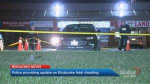 Man shot to death in Etobicoke identified by Toronto police