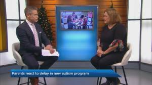 Parents react to Ontario Autism program delay