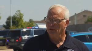 Texas school shooting: Arlington police say suspect turned himself in (00:31)