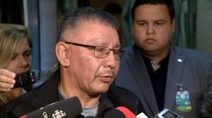 Makwa Sahgaiehcan chief criticizes government response to suicide crisis
