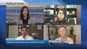 Global BC political panel: Wins and losses from B.C. Leaders debate (08:25)