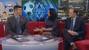 Vancouver Whitecaps sign new CEO