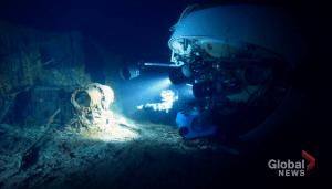 Telus World of Science to host James Cameron ocean exhibit (05:05)