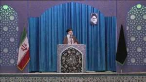 "Iran's supreme leader slams ""American clowns"""