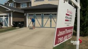 Summer could bring balance to hot Edmonton housing market (02:02)