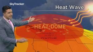 Kelowna Weather Forecast: June 25 (04:09)