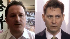 Michael Kovrig, Michael Spavor arrive in Canada after almost 3 years in Chinese prison (01:52)