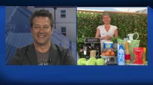 Decor expert Janette Ewen chats with Global News Morning