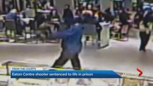 Eaton Centre shooter sentenced to life in prison