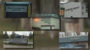 More B.C. schools report variant virus exposures (03:06)