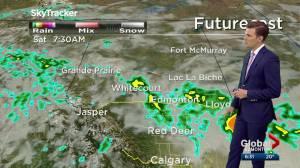 Edmonton weather forecast: Friday, June 26, 2020