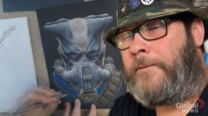 New Brunswick artist feeling out of this world after epic 'Star Wars' commission