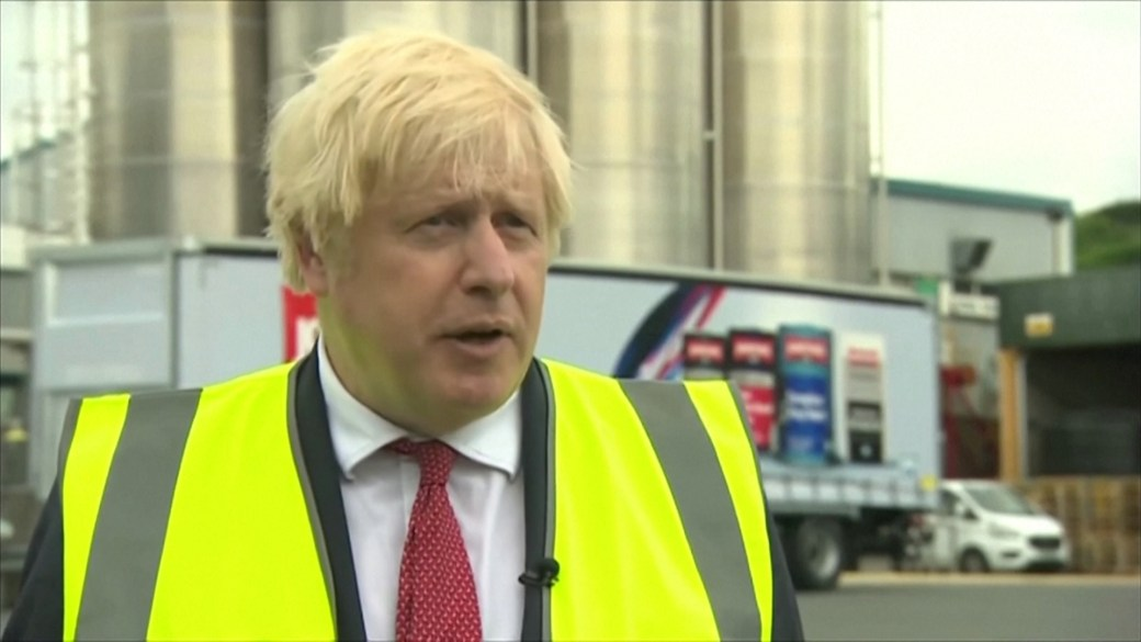 Click to play video: 'Britain on track to lift COVID-19 restrictions July 19, Johnson says'