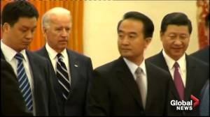 U.S. election: Xi congratulates Biden but China concerned whether relations will improve (01:53)