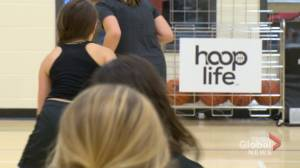 HoopLife Basketball to open new facility in Regina (01:46)