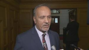 Provincial government not ready to intervene in transit labour dispute