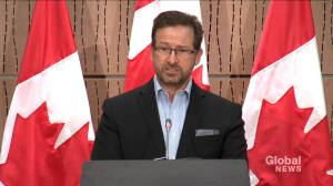 Bloc Québécois leader denies allegations of sexual assault