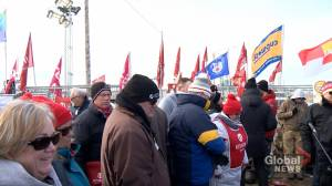 Four arrested Wednesday morning on refinery picket lines