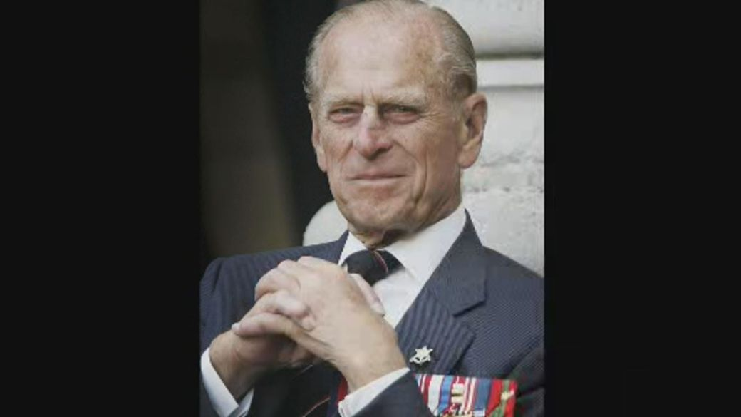 Click to play video: 'Prince Philip's funeral planned with Royal family tension in mind'