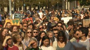 Local climate strike calls for Queen's University to make changes