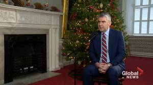 Nova Scotia Premier Stephen McNeil reflects on 2020 (14:56)