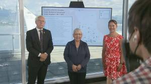 B.C. government appoints liaisons to help First Nations access residential school funds (02:27)