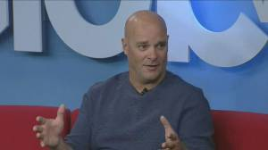 HGTV's Bryan Baeumler joins Global News Morning in studio