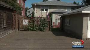 Unwanted vehicle parked on Edmonton woman's property