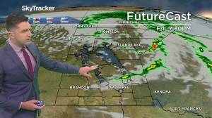 Cold front sweeps through: Sept. 9 Manitoba weather outlook (01:31)