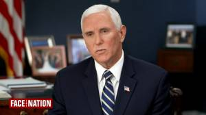 "U.S. Vice President Mike Pence: ""I really believe All Lives Matter"""
