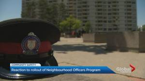Residents react to Toronto neighbourhood community police expansion