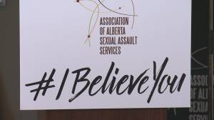 New study outlines prevalence of sexual assault and abuse in Alberta (02:08)