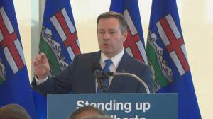 Alberta legislature to resume with throne speech, tabling of blockade bill