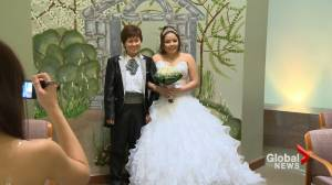 COVID-19 restrictions continue to weddings in southern Alberta (01:54)