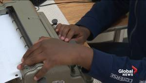 12-year-old competes as finalist in Braille challenge